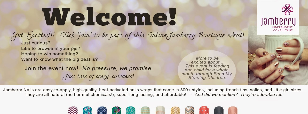 Jamberry Nails - Style Ideas, How-Tos, & More!