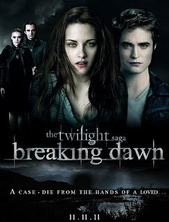 Breaking Dawn Part 1 movie poster
