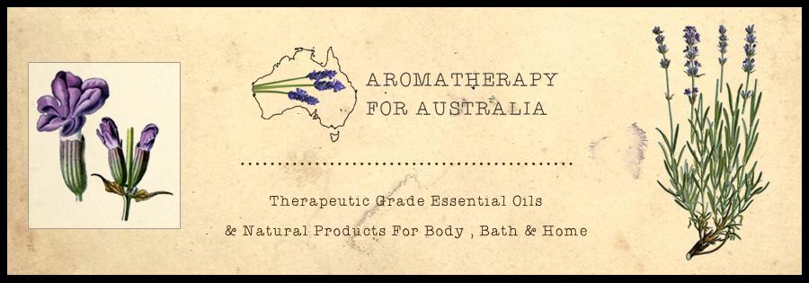 Aromatherapy For Australia