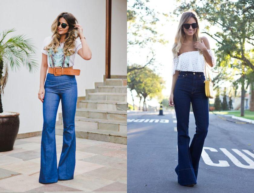 Virei Moda | Blog de Moda e Beleza: Como usar: Calça Flare