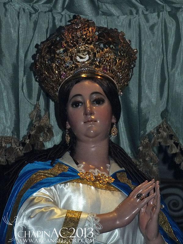 Arcangelcorp Procesi 243 N De Velas Con La Virgen De Los Reyes
