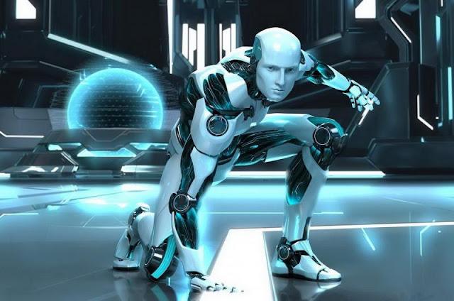 الروبوت, الشبيه, بالانسان, يستعرض, قدراته