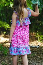 Little Girls Sundress Sewing Patterns