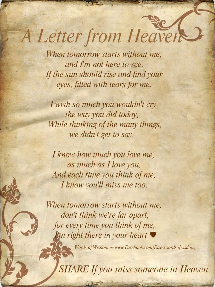 God Is Love A Letter From Heaven