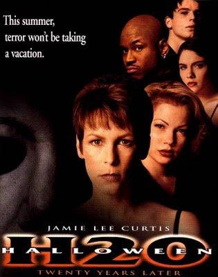 Filme Halloween H20: Vinte Anos Depois   Dual Áudio