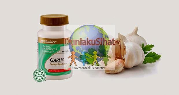 Garlic Complex duniakusihat