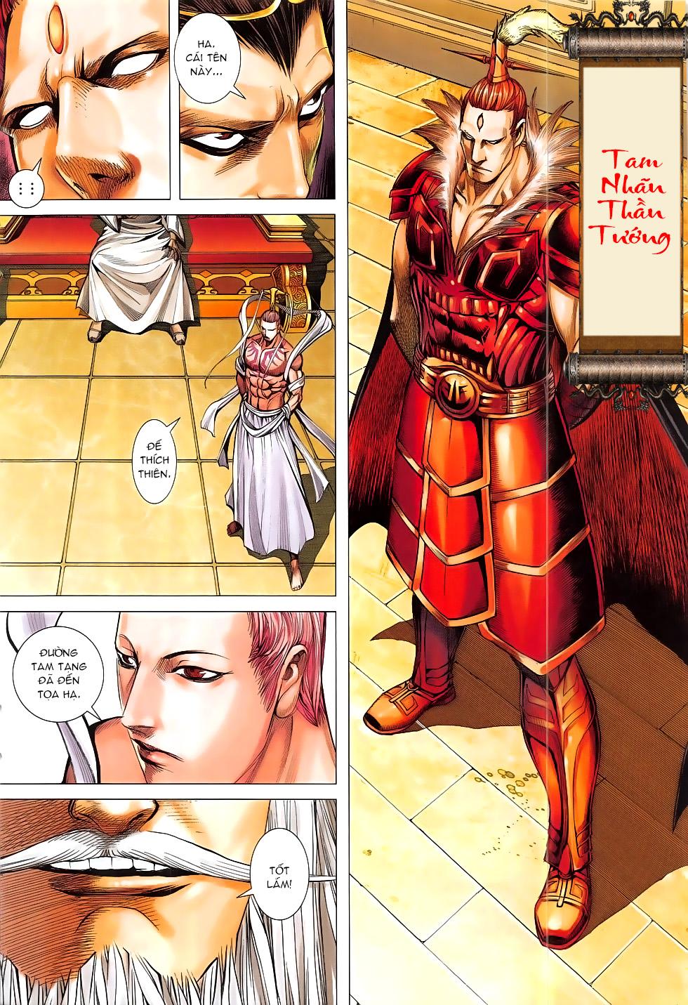 Tây Du chap 26 Trang 22 - Mangak.info