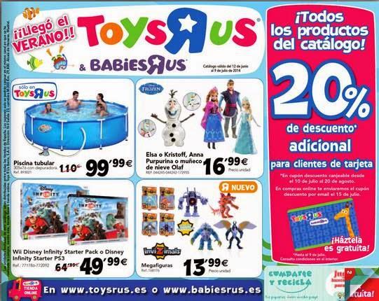 toysrus juguetes de verano 2014