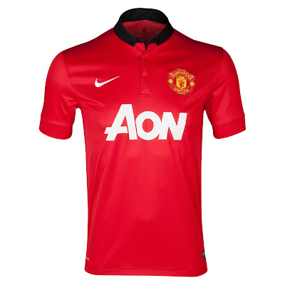 Manchester United Jersey 2014