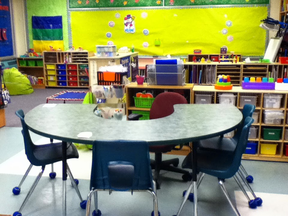 Classroom Design For Living And Learning With Autism : Adventures in the atc structured learning environment