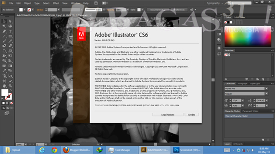 adobe cs6 full crack bagas31