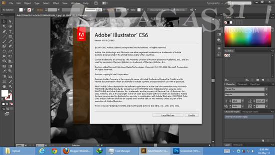 Adobe Illustrator CS6 Full Crack 2