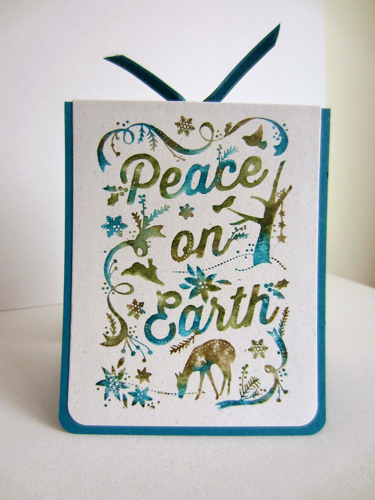 Paper Seedlings: LET THERE BE PEACE ON EARTH