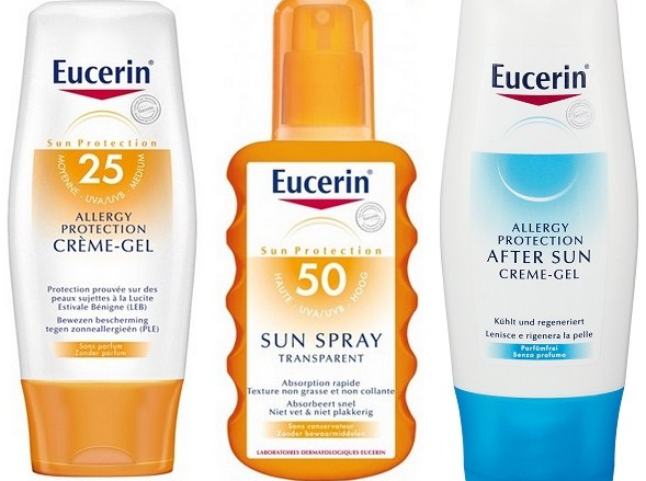 sensitive skin, sun protection