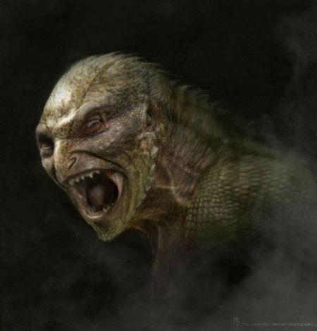 8 Reptilian Traits In Human Beings Lizard-man1