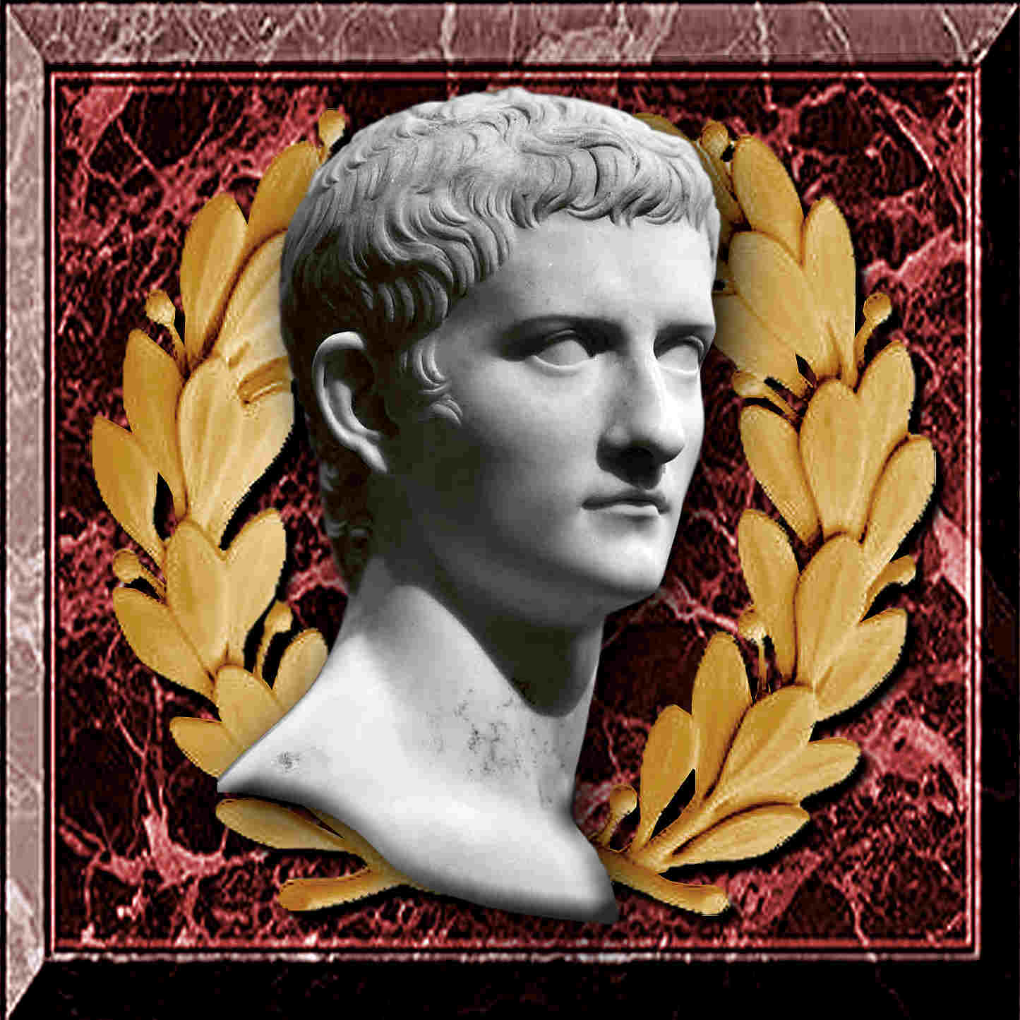 the life and times of emperor gaius caesar august germanicus Known as caligula 'little boots', gaius caesar augustus germanicus was born august 31, ad 12, died ad 41, and ruled as emperor ad 37-41 caligula was the son of augustus' adopted grandson, the very popular germanicus, and his wife, agrippina the elder who was augustus' granddaughter and a paragon of womanly virtue.