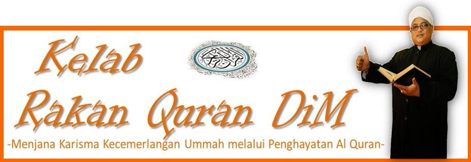 Kelab Rakan Quran DiM