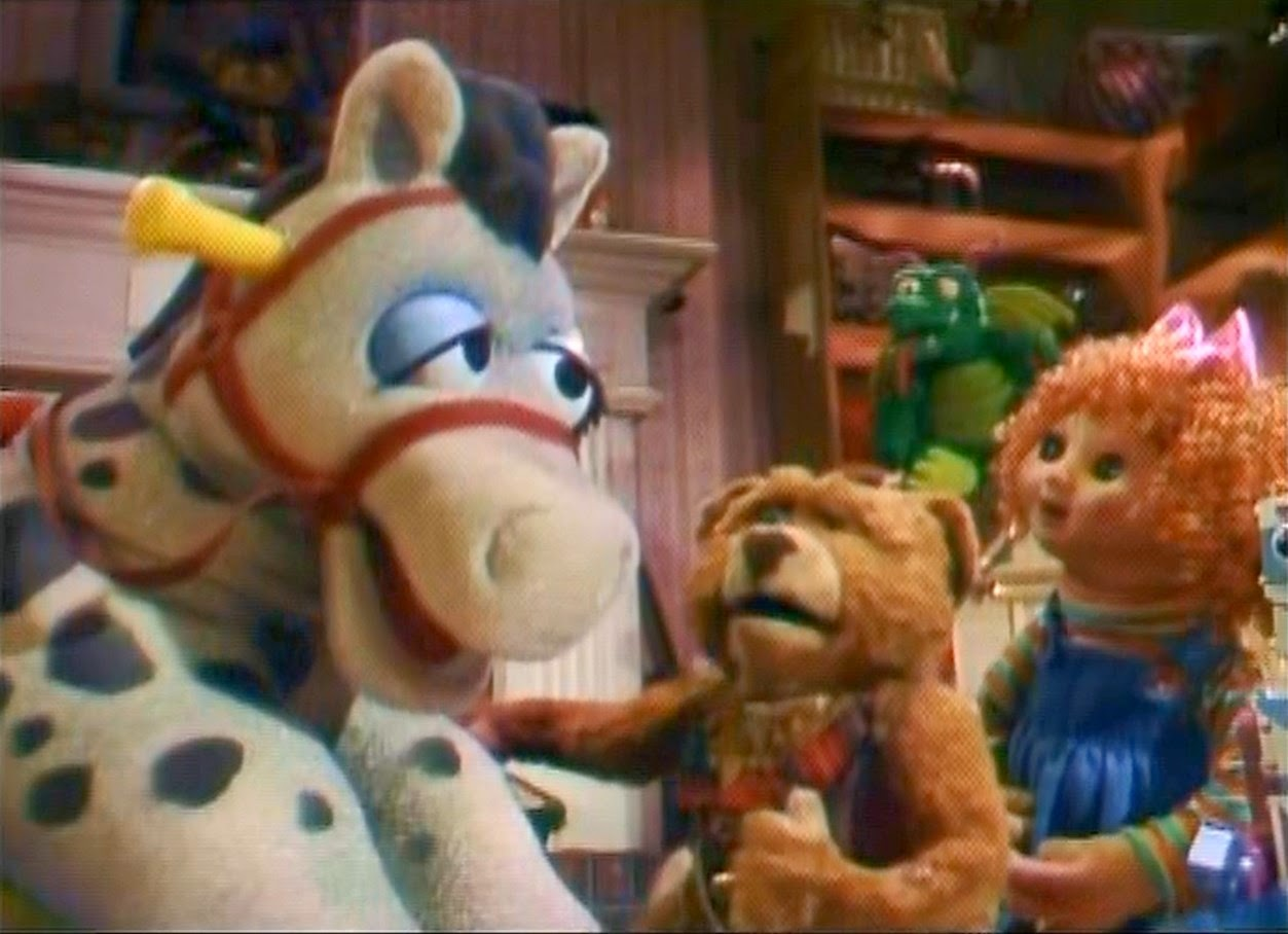 Holiday Film Reviews: The Christmas Toy