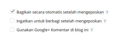 mengatur komentar google +