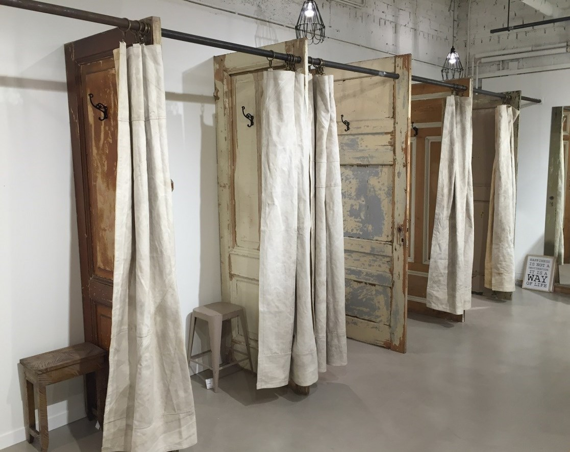 Livd naai en stoffeeratelier for Interieur winkel utrecht