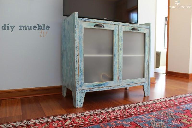Decora y adora - Transformar un mueble ...