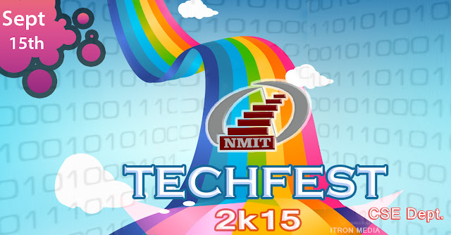 Technical-Fest of North Malabar Institute of technology to be held on September 15th 2015.