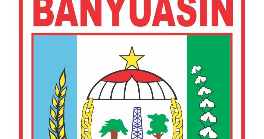 logo pemda banyuasin free download desain