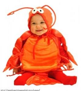 Crustacean baby