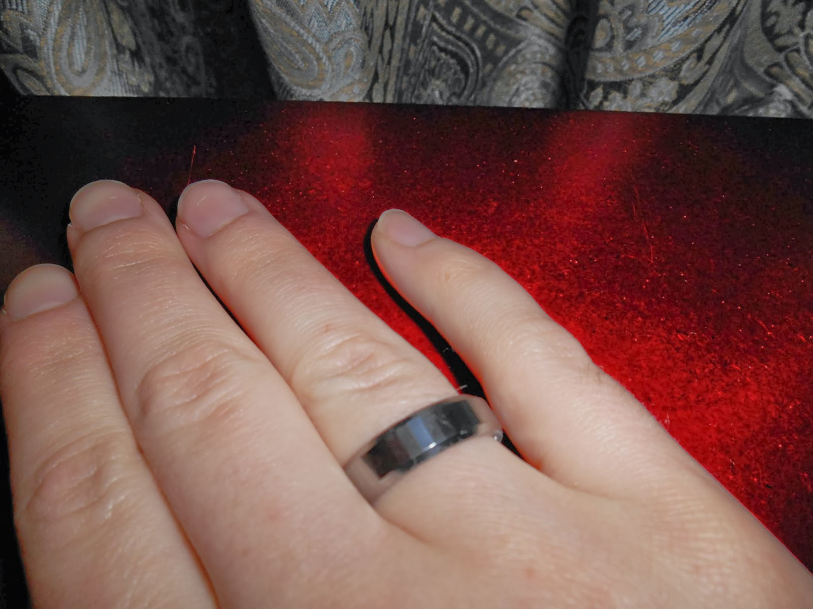 Women Tungsten Wedding Bands 47 Superb These give the ring