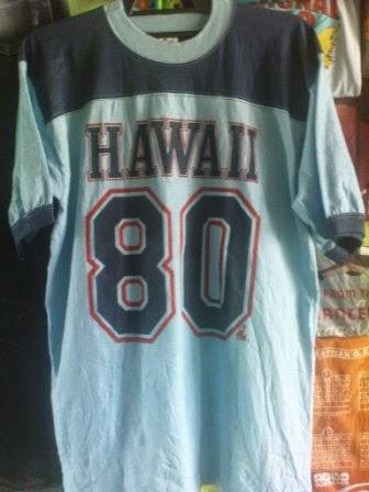 Hawaii 80 50/50