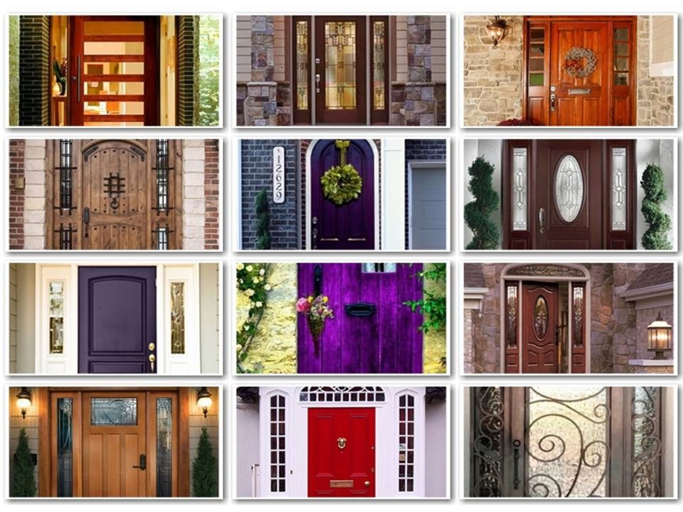 Modern main door designs for home