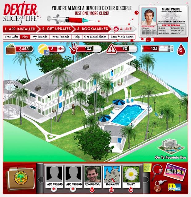 Dexter Facebook