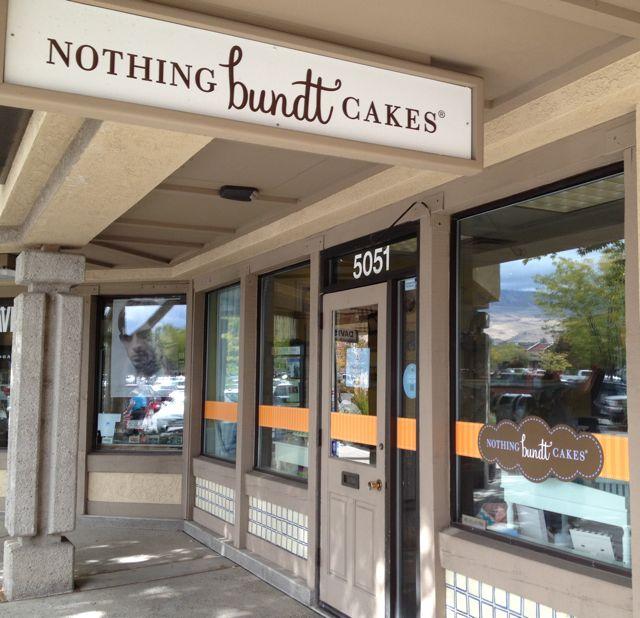 Nothing Bundt Cakes Reno Nv