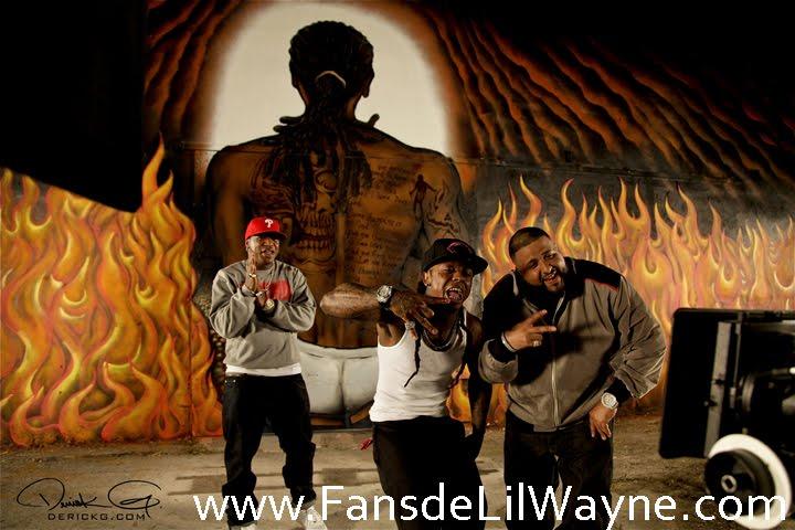 Lil Wayne - Money On My Mind - Letra