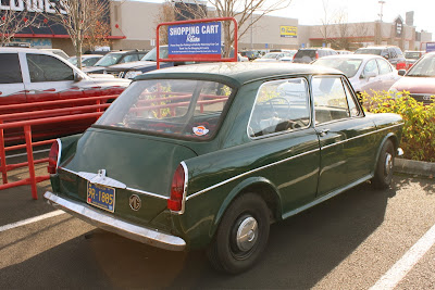 1965 MG 1100 1300 Saloon.