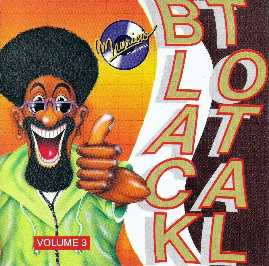 BLACK TOTAL BY MAURICIO VOL 3 - 1994