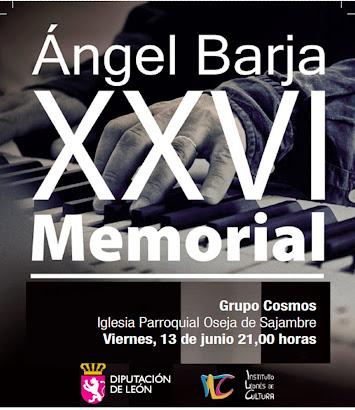Memorial Ángel Barja