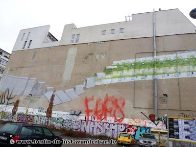 streetart, blu, berlin, kunst, graffiti