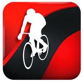 Aplikasi Bersepeda Runtastic road Bike Android
