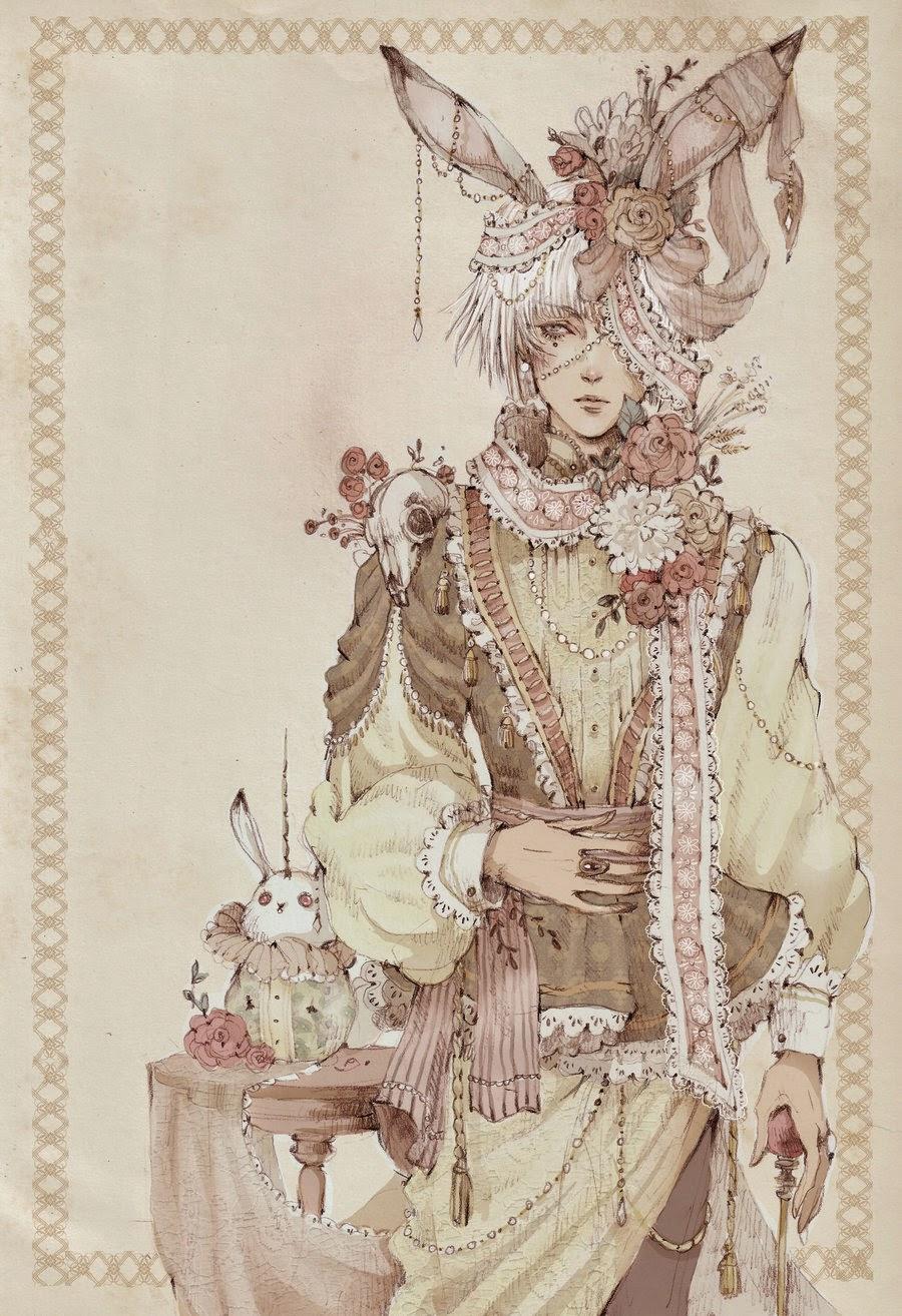 Loputyn - Autrice Jessica Cioffi Cotton Tale
