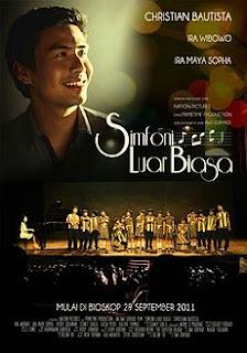 Sinopsis Film Simfoni Luar Biasa