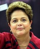 Mafalda: Dilma Rousseff, Brasil.