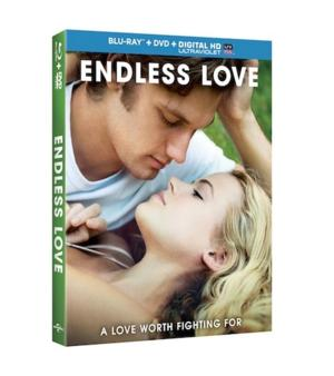 Endless+Love Endless Love  on Blu Ray  & DVD May 27th