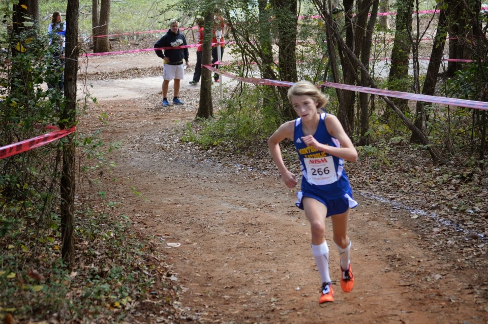 Tyynismaa Makes History in Leading Montgomery Catholic to Top State Finish 2