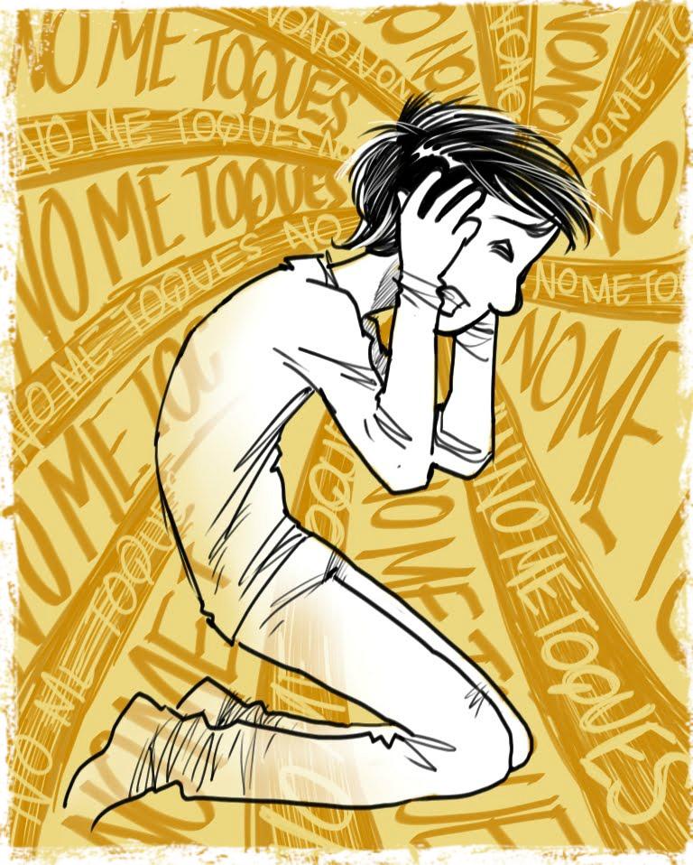 Abuso sexual infantil - @BeBloggera