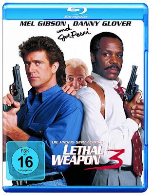 Lethal Weapon 3 1992 BD25 Latino