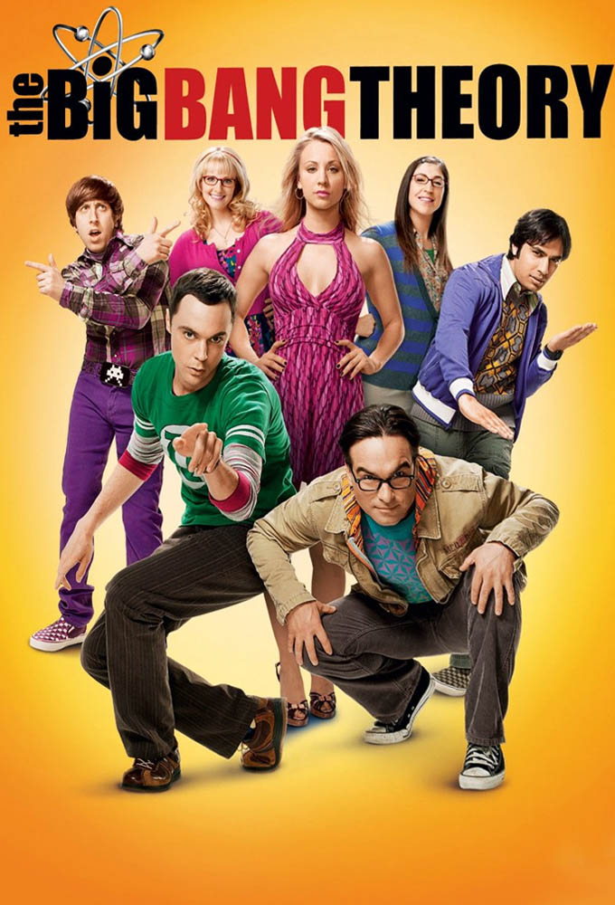 The Big Bang Theory Temporada 4