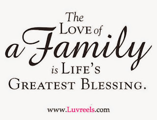 Quotes About Family Blessings
