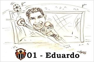 Desenhos Preto e Branco Caricatura de jogadores brasileiros  Colorir