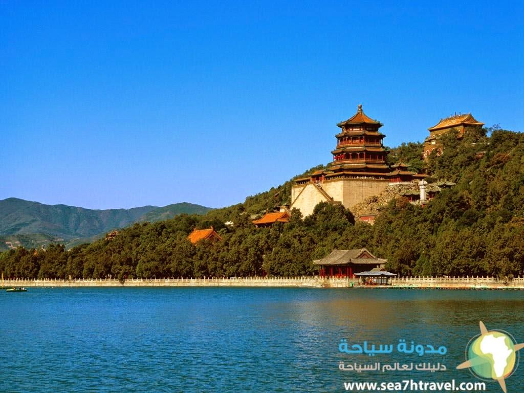 القصر الصيفى فى بكين